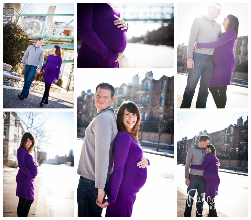 Baby Bullington on the Way! [Indianapolis Maternity Photographer]