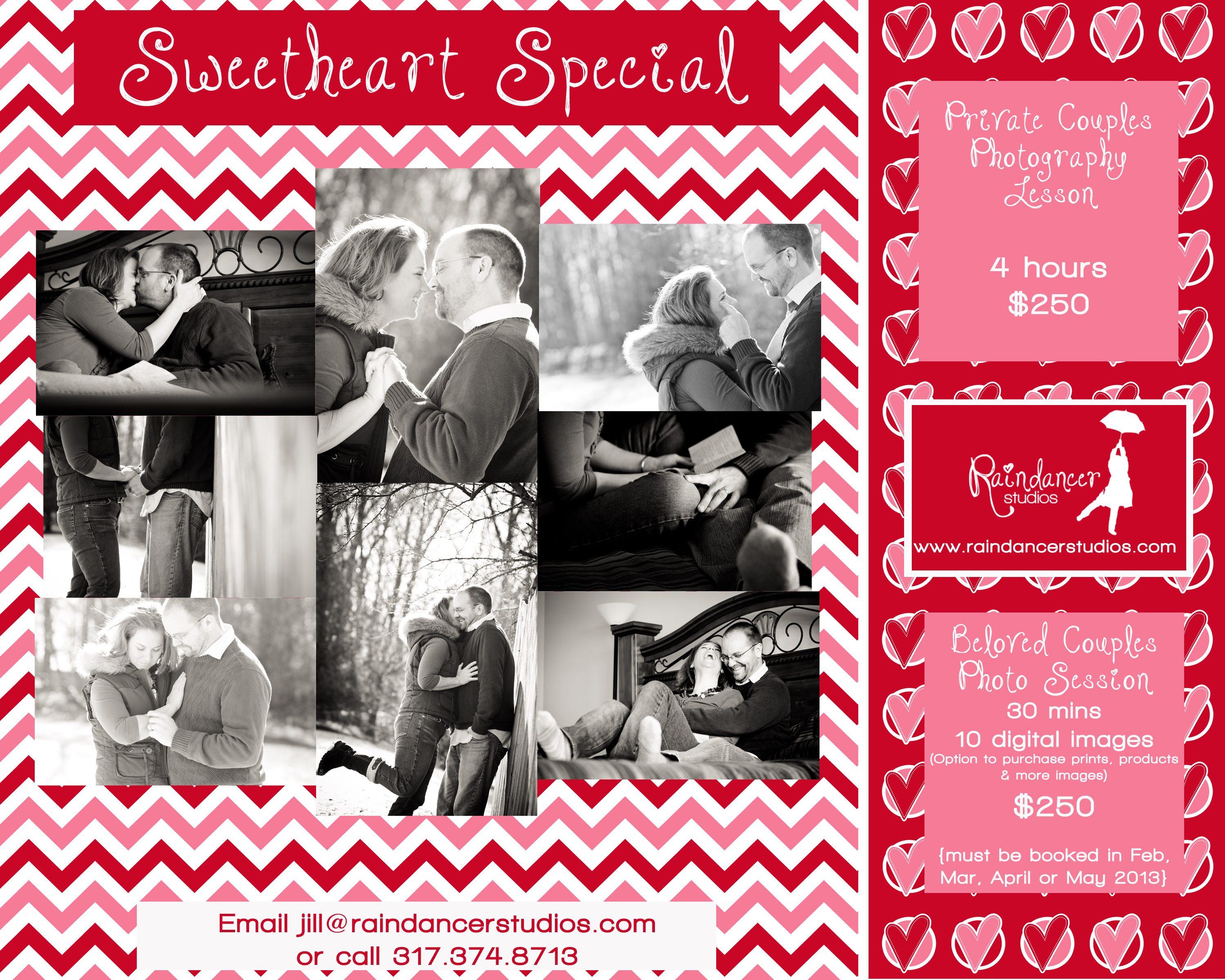 Sweetheart Specials for You & Your Sweetie