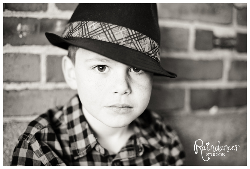 8 Years of Spunk- AJ Wilson [Indianapolis Childrens Photographer]