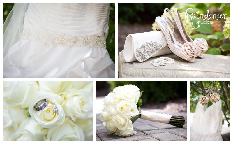 Sarah + Joe's Wedding at Eagle Creek Golf Course {Indianapolis Wedding Photographer}