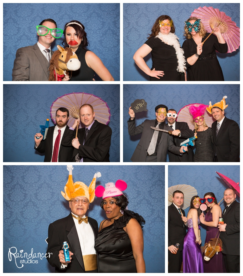 Photo Booth at United Way Red Carpet Gala {Indianapolis Portrait Photographer}