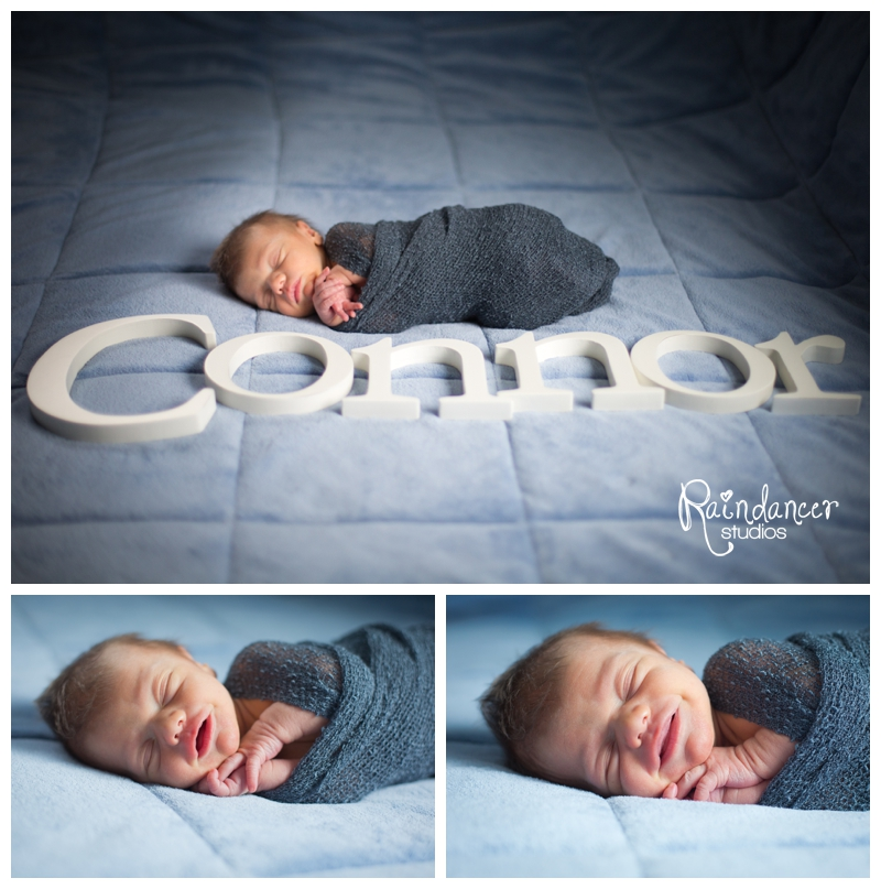 Welcome to the World, Connor! {Indianapolis Newborn Photographer}