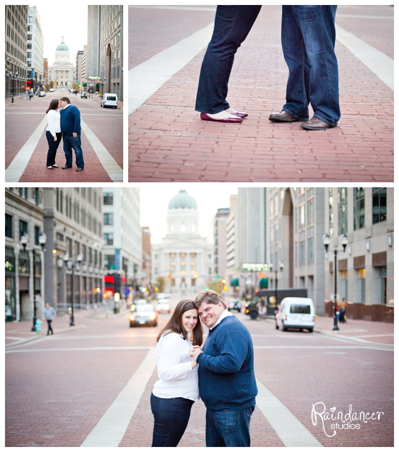 Nicole & David are Tying the Knot! {Indianapolis Wedding Photographer}