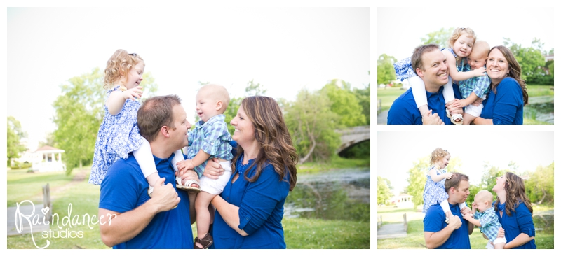 Landon is One! {Indianapolis Children Photographer}