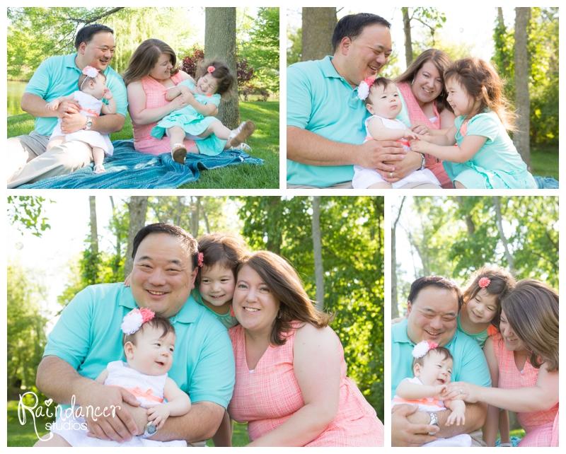 Leena & Lillian {Indianapolis Children Photographer}