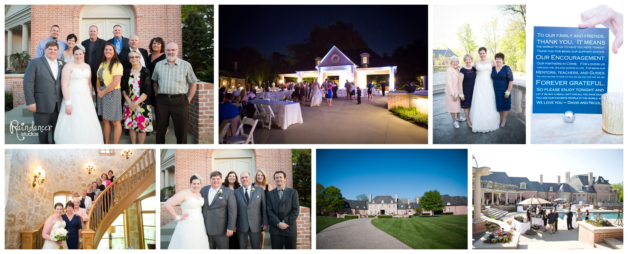 Buskill Wedding at Lucas Estate  {Indianapolis Wedding Photographer}