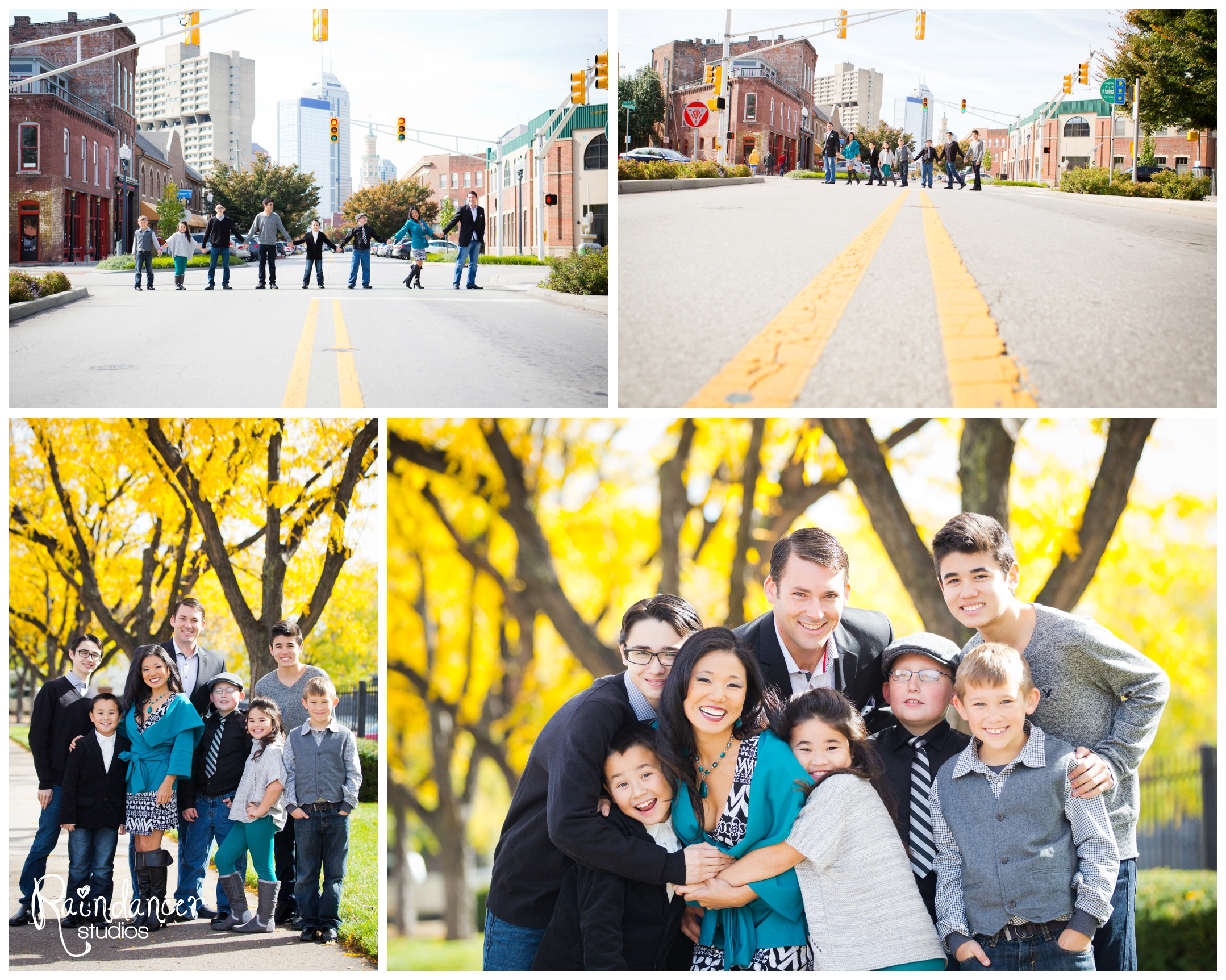 Two Plus Six {Indianapolis Family Photographer}