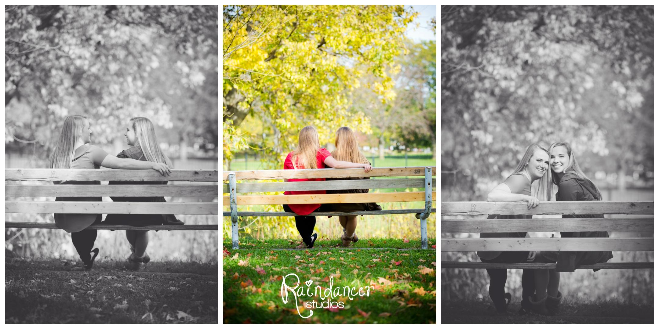 Twin Senior Girls…Center Grove High School {Indianapolis Senior Photographer}