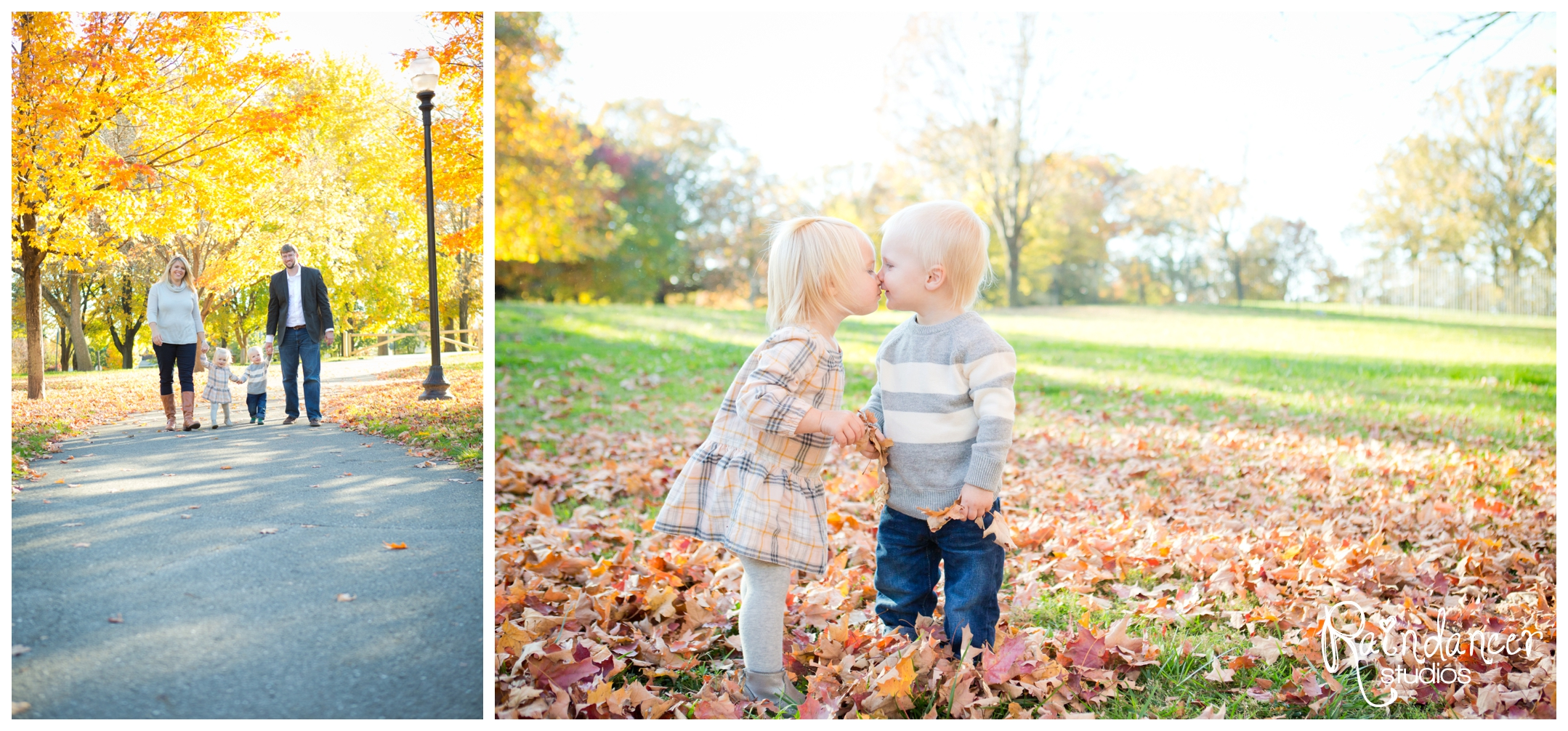 The Bringmans  {Indianapolis Twins Photographer}