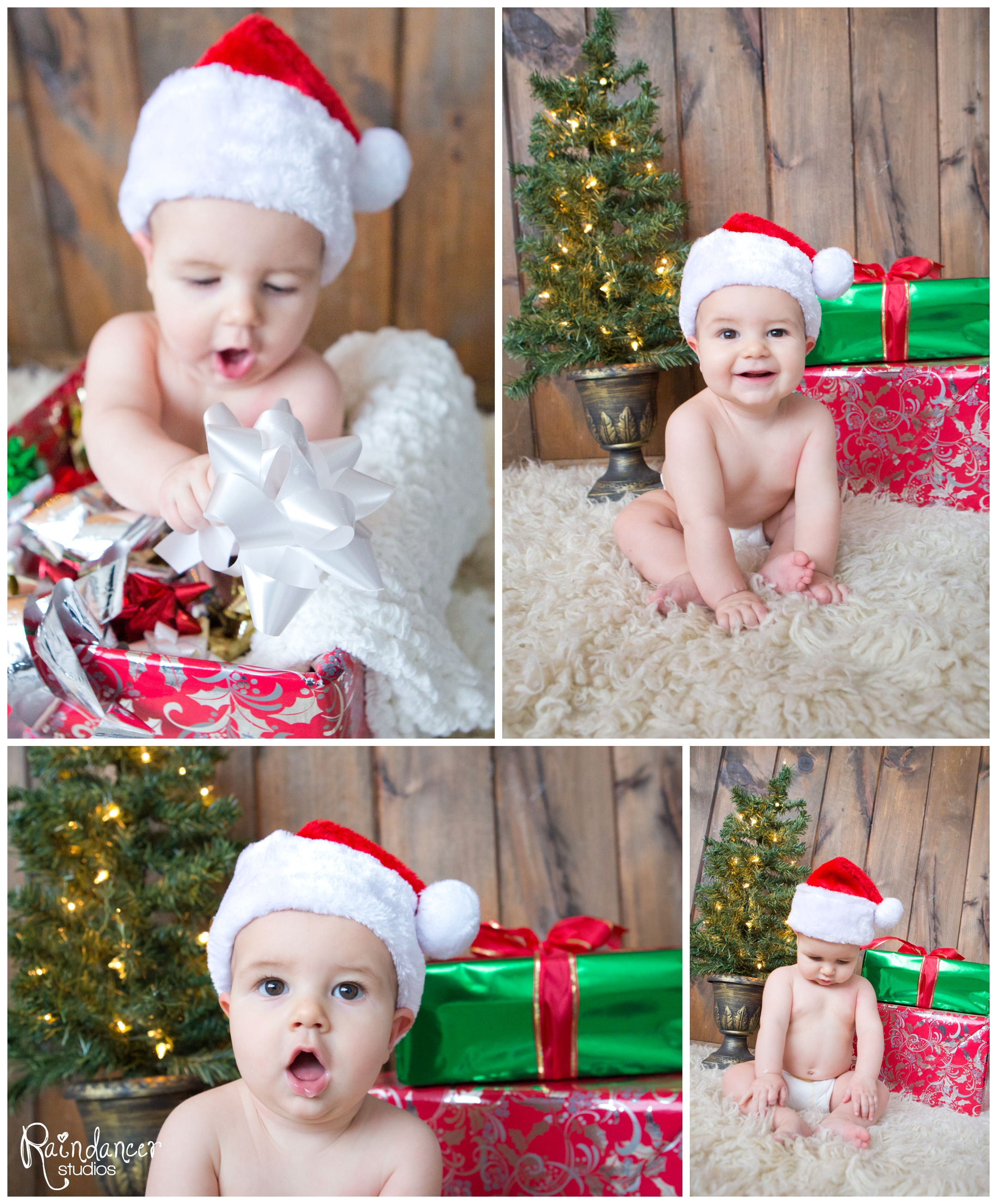 Charlie is a Gift!  {Indianapolis Baby Photographer}
