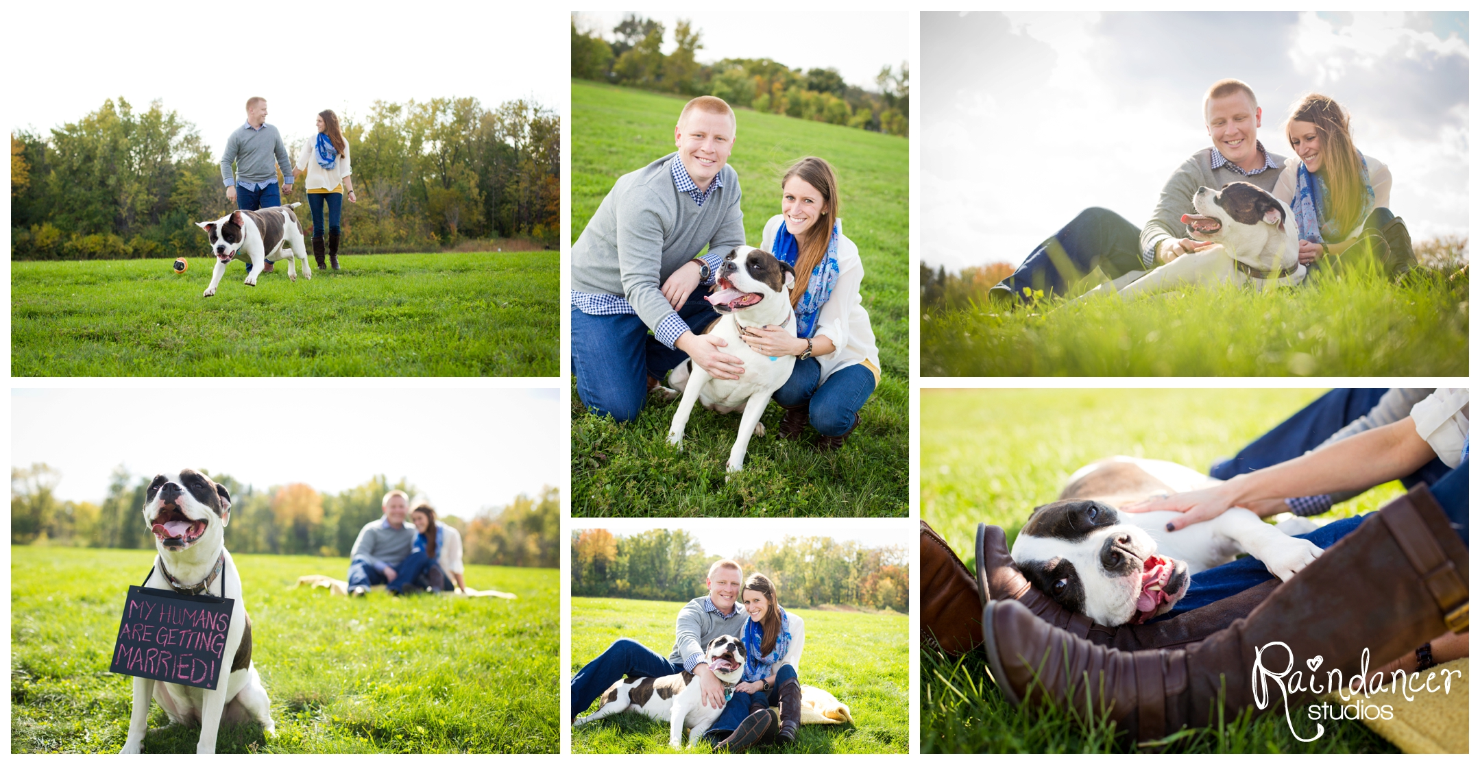 My Humans Are Getting Married!  {Indianapolis Engagement Photographer}
