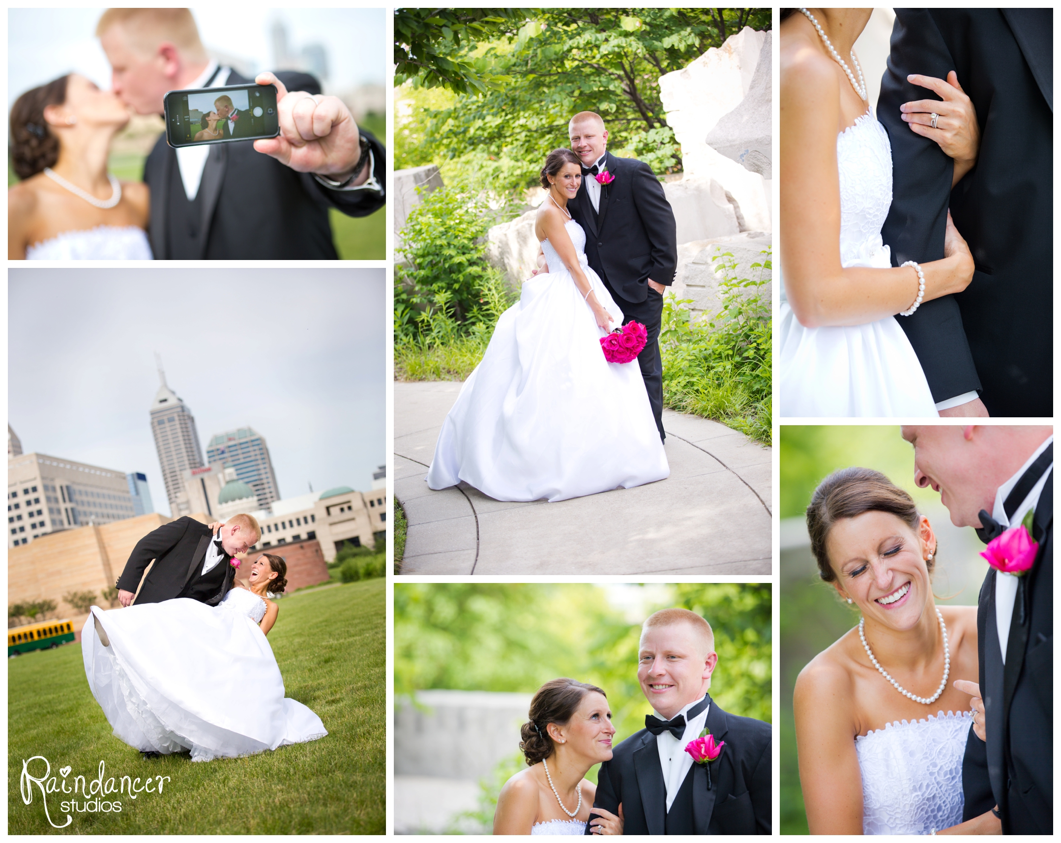Jon + Lisa  {Indianapolis Wedding Photographer}
