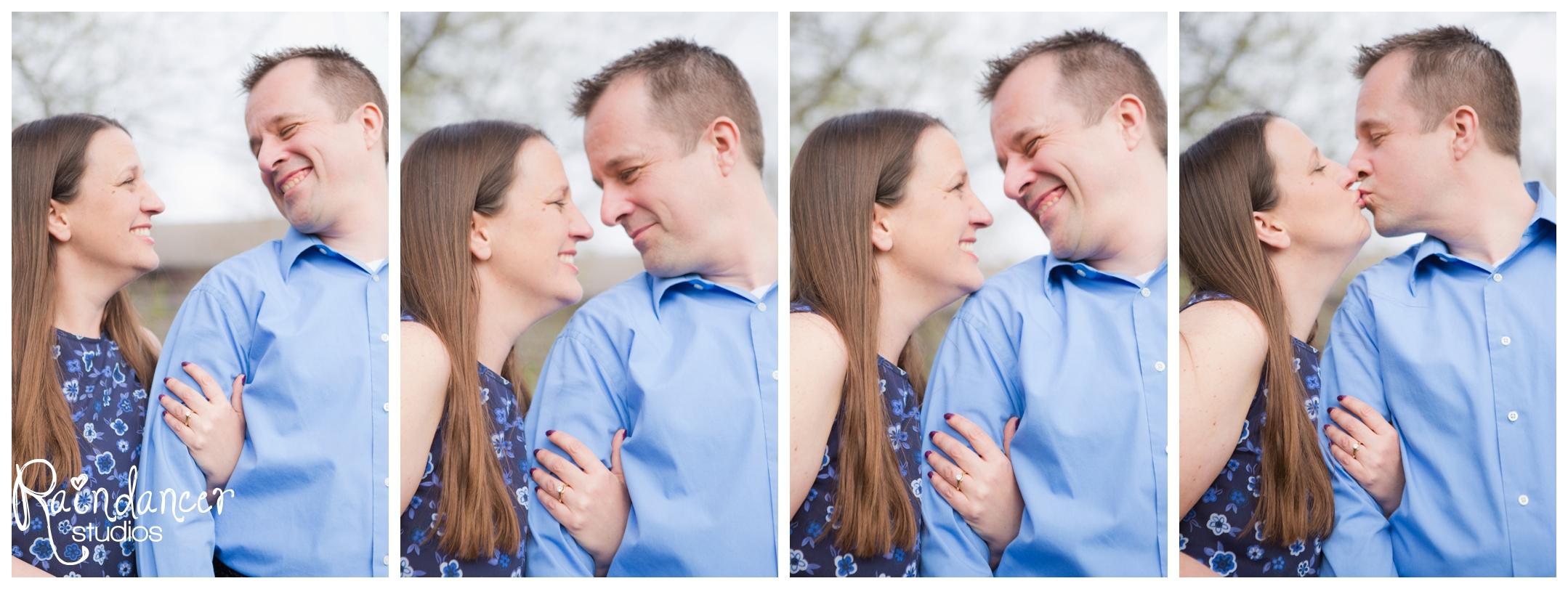 Brad & Karey's Engagement  {Indianapolis Engagement Photographer}