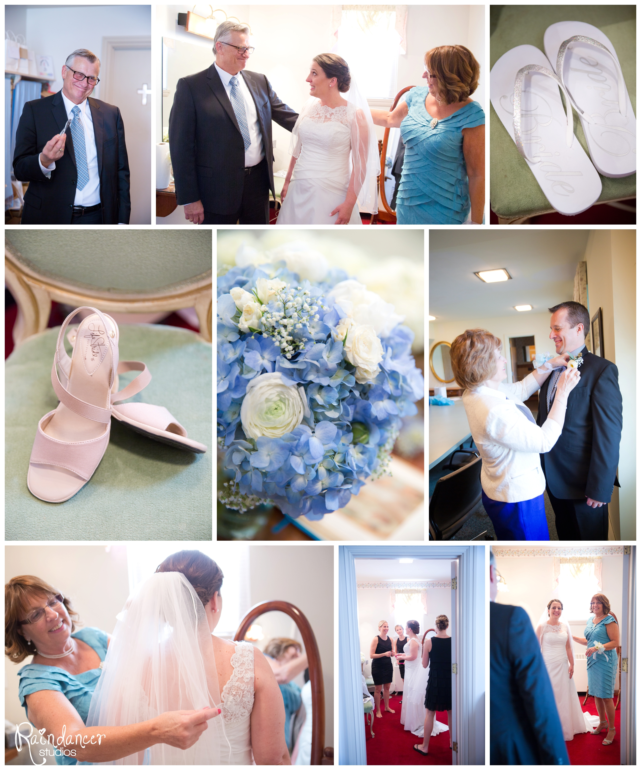Mr. & Mrs. Marsh – Muncie, IN Wedding  {Indiana Wedding Photographer}