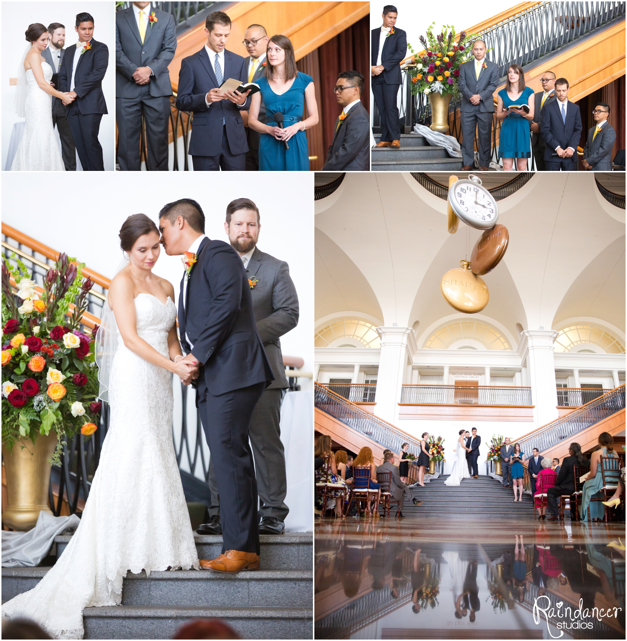 Kate Christian S Wedding At The Indiana Historical Society