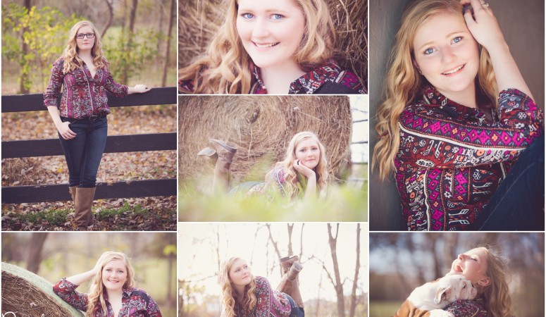 Samantha…Senior at Mount Vernon High School  {Indianapolis Senior Photographer}