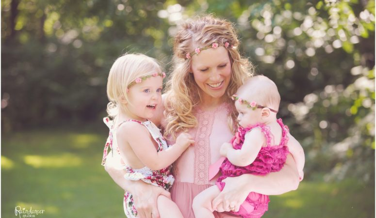 Pretty in Pink – Indianapolis Family Photographer