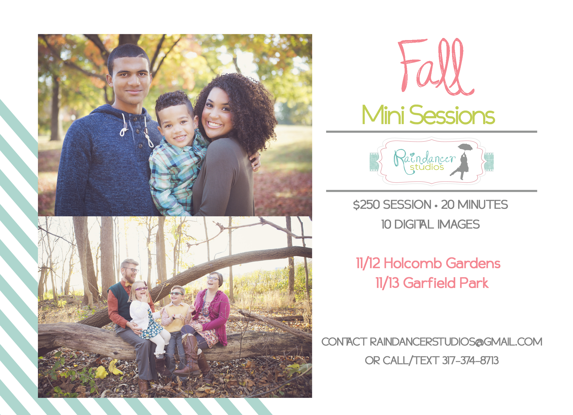 indianapolis family photographer, Indianapolis children photographer, Indianapolis fall mini sessions
