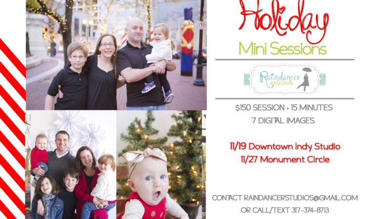 indianapolis family photographer, Indianapolis children photographer, Indianapolis holiday mini sessions
