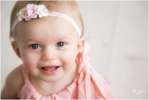 Ivy is ONE!  – Indianapolis Baby Photographer