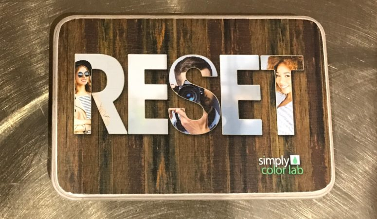 RESET and START!!  – Indianapolis Photography Conference