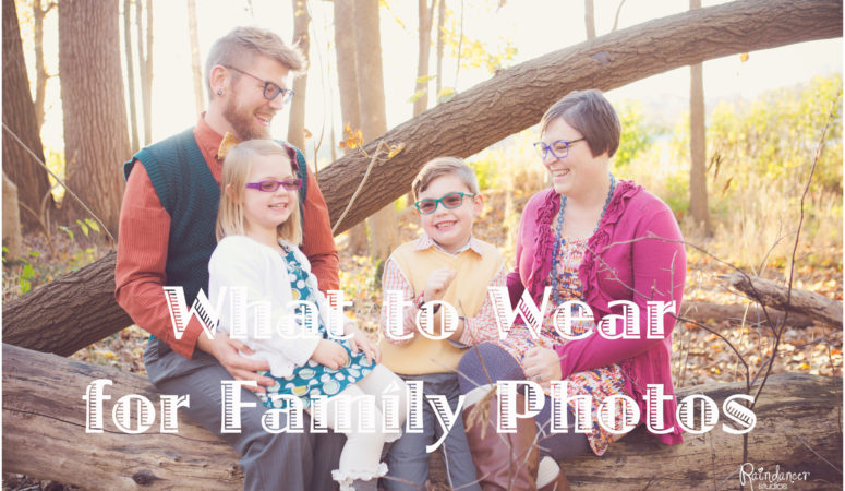 What To Wear Guide – Indianapolis Family Photographer