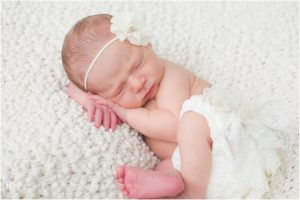 Hannah Michelle  – Indianapolis Newborn Photographer
