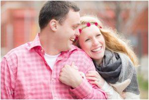 Nataley + James –  Indianapolis Engagement Photographer