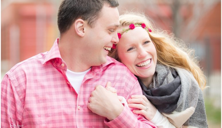 Nataley + James –  Indianapolis Engagement Photographer