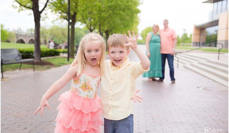 The twins are 4! – Indianapolis Family Photographer