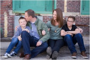 The Homan Family Faces ALS- Carmel Family Photographer
