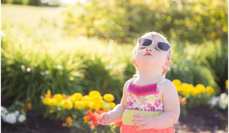 Harper is One!! – Indianapolis Children Photographer