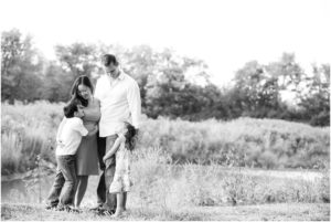 Out In Nature- Fishers Family Photographer