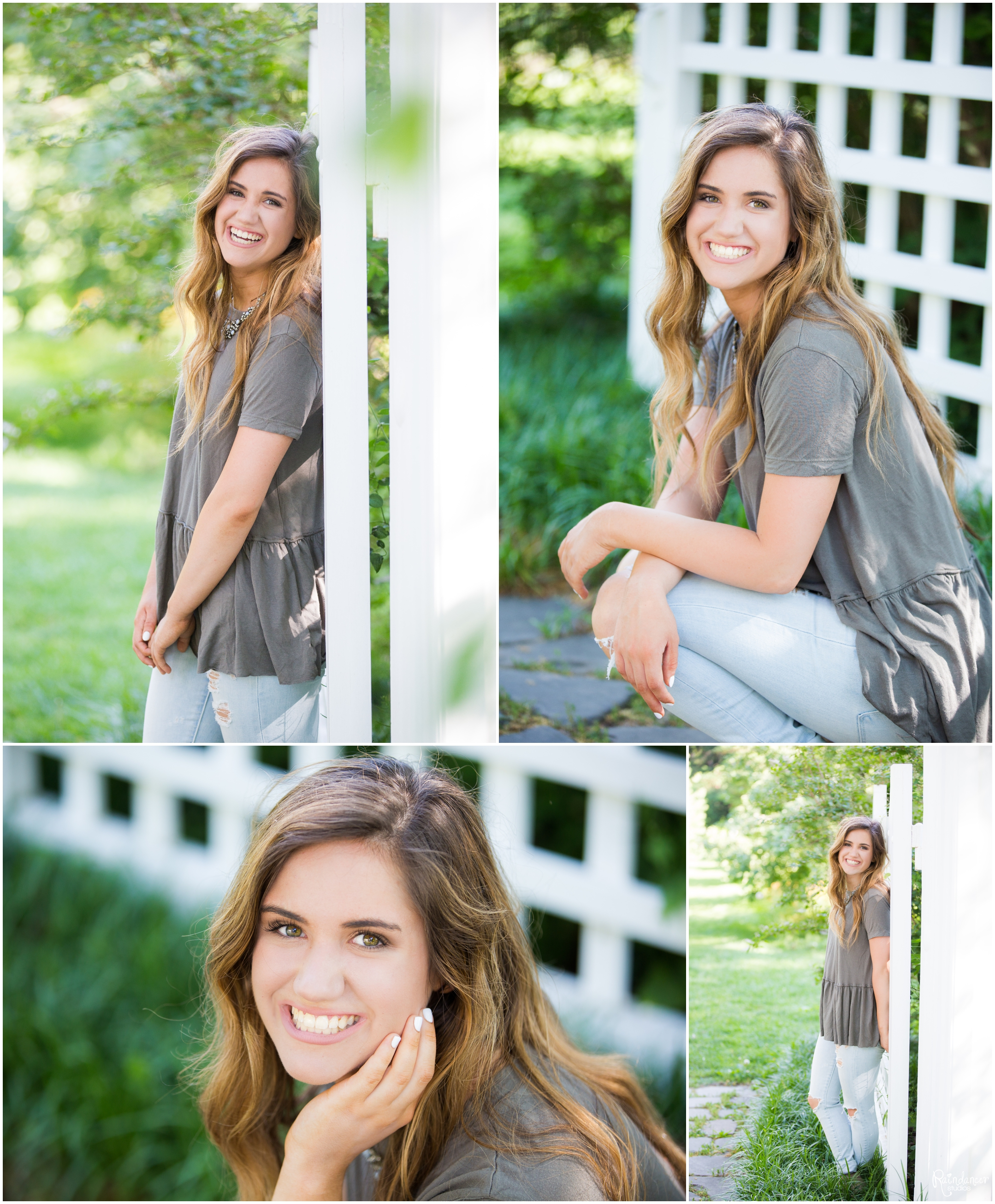 Morgan Cathedral High School Indianapolis Senior