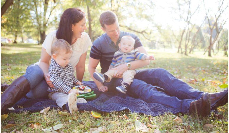 Weston 6 Months- Indianapolis Family Photographer