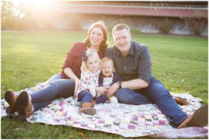 Pierce + Nora- Avon Family Photographer