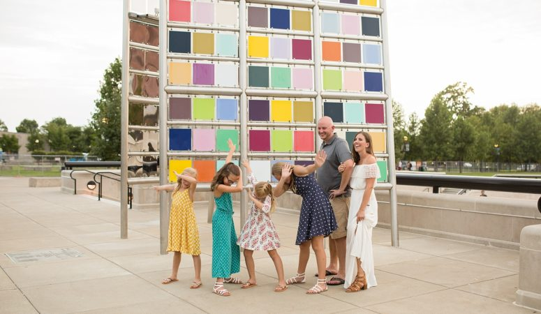 Family Session Preparation Guide with Photos taken in Indianapolis