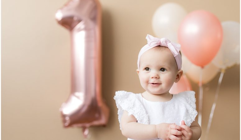 First Birthday! – Indianapolis Children Photography