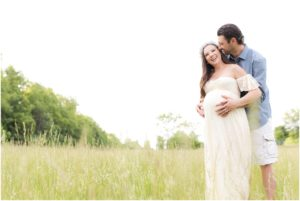 Waiting For Baby Boy – Indianapolis Maternity Photographer