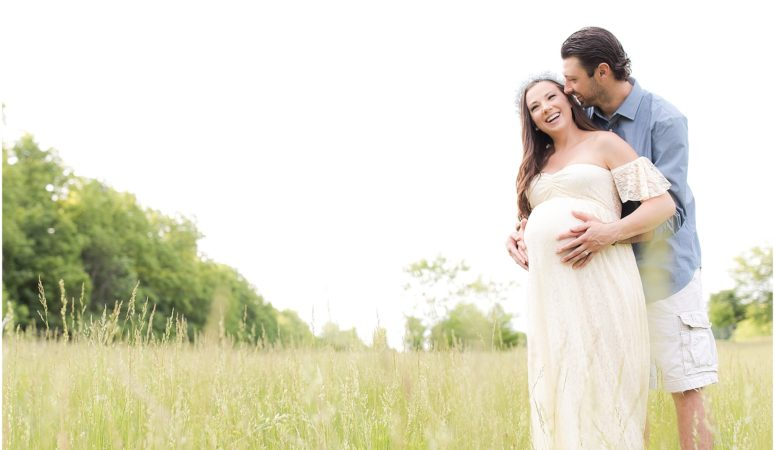 Waiting For Baby Boy – Indianapolis Maternity Photographer