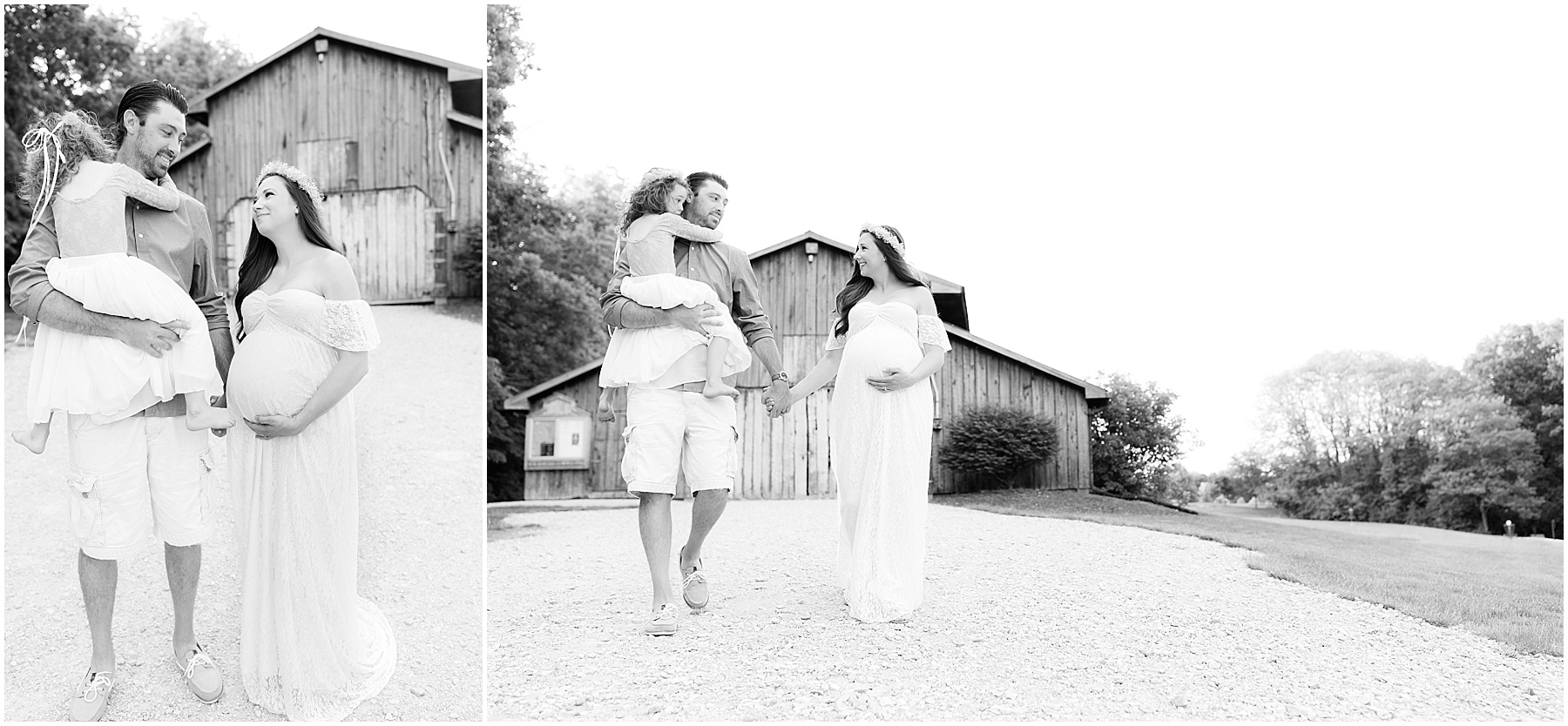 Family of 3 looking soon be family of 4, Indianapolis maternity Photography