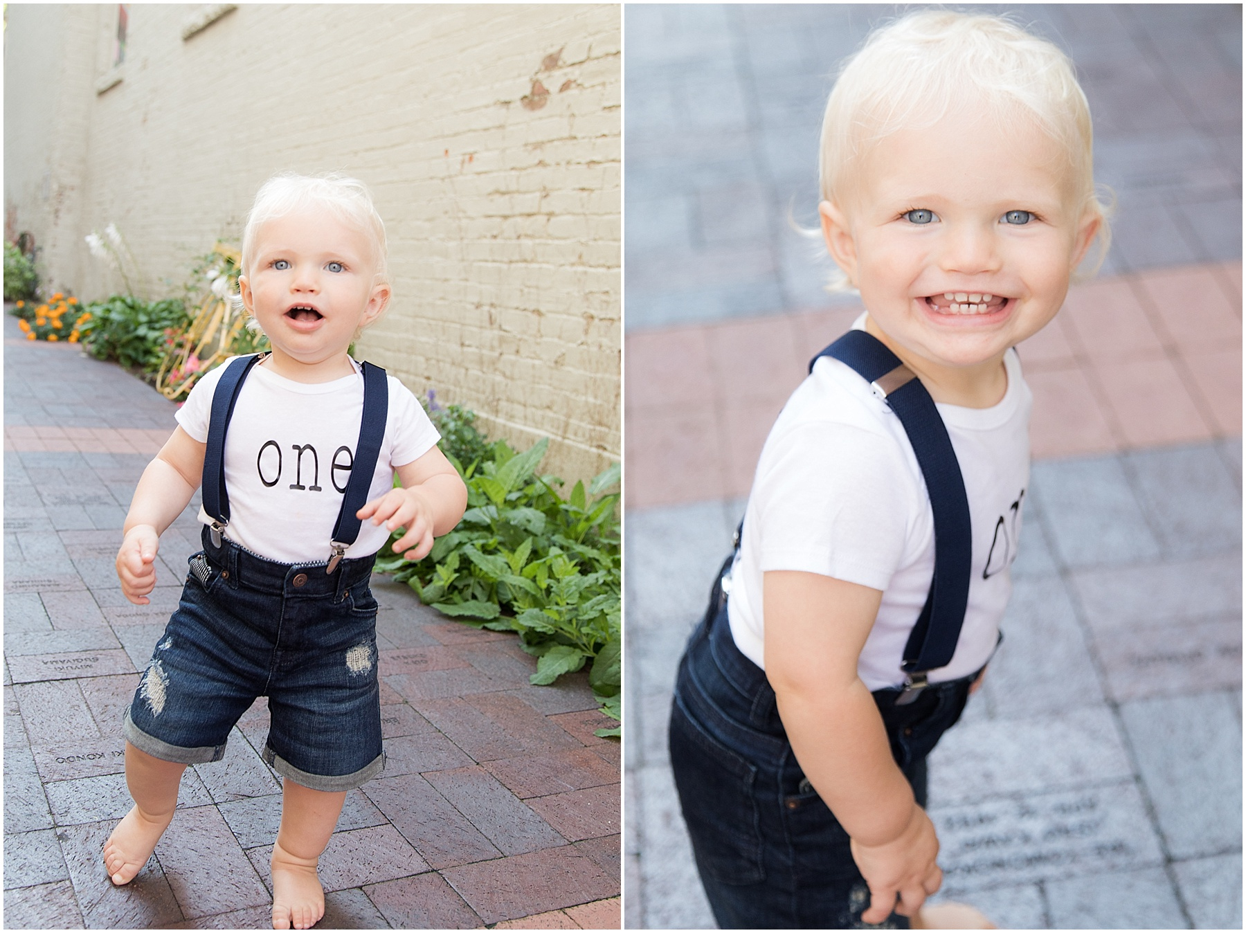 Little boy celebrating being one years old, Columbus Family Photographer, Raindancer Studios