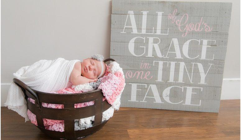 Baby Girl – Indianapolis Newborn Photographer
